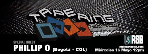 Phillip O @ Tapering Radio Show (Peru)