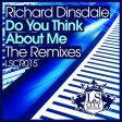 Richard Dinsdale - Do You Think About Me - LS City Records